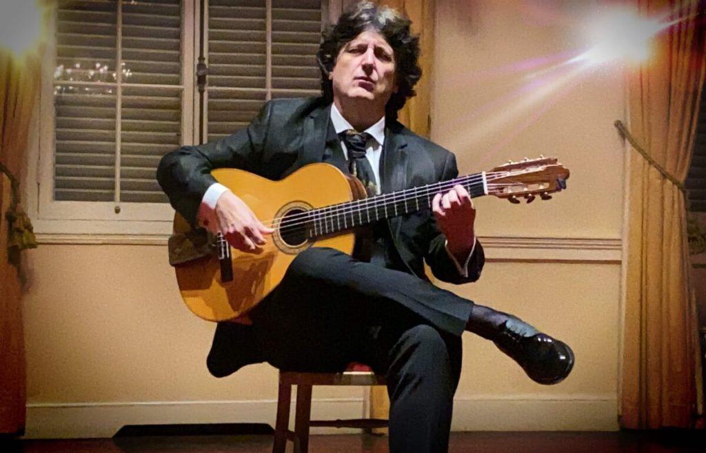 Concierto en Gibraltar Cañizares guitarra
