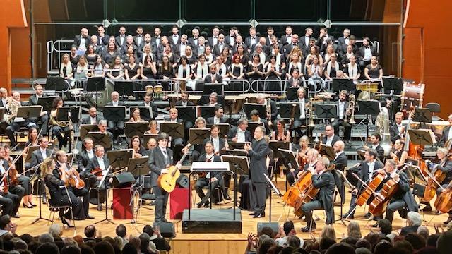 Cañizares y la Orquesta Filarmónica de Gran Canaria