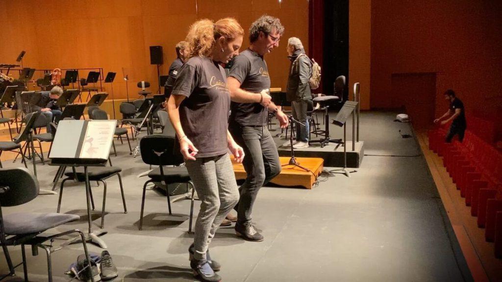 Charo y Angel Flamenco Cañizares Quintet